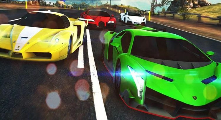 Download Asphalt 8 – Airborne in Android For Free
