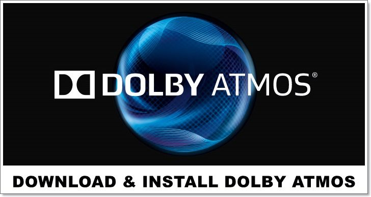 Download and Install Dolby Atmos On Lenovo