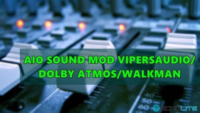 AIO Sound Mod Flashable Zip For Lollipop & Marshmallow