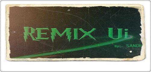 Lenovo A5000 Remix UI 5.0.2 Custom Rom