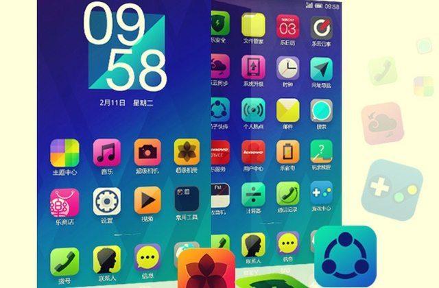 Vibe Ui Themes For Lenovo K3/K4/K5 Note