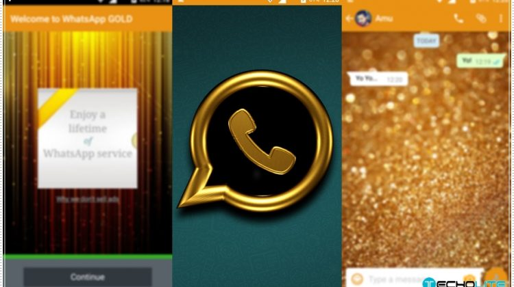 Whatsapp Gold Edition 5.5 Dual Base With Extreme Mods