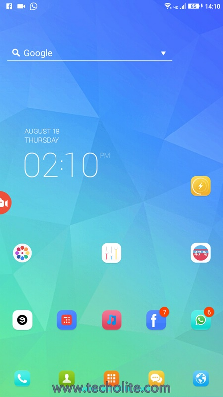 coolpad note 3 stock rom