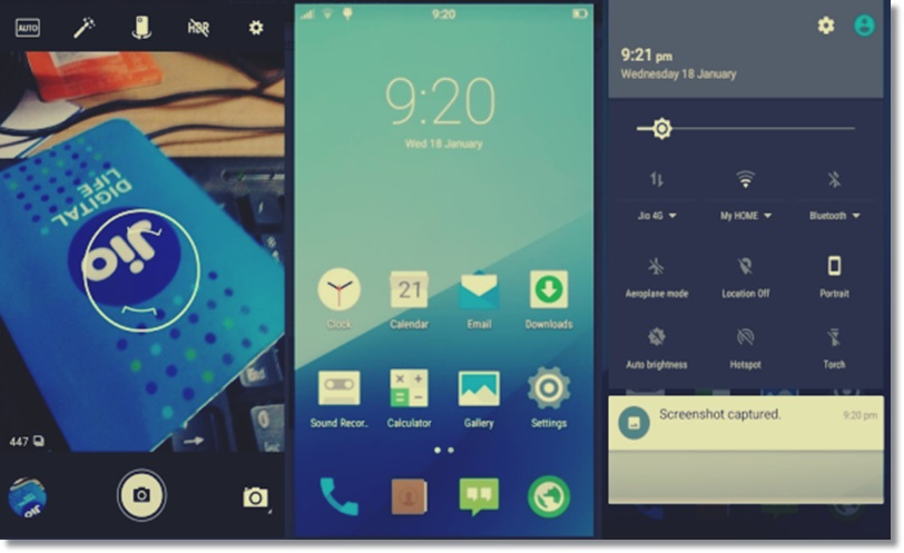 fiui custom rom for lenovo a6000