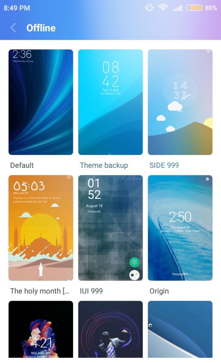 miui custom rom for lenovo a6000
