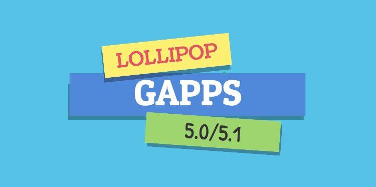 lollipop-gapps