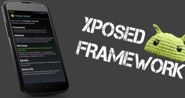 Xposed Framework Apk, brought to you by XDA Developers