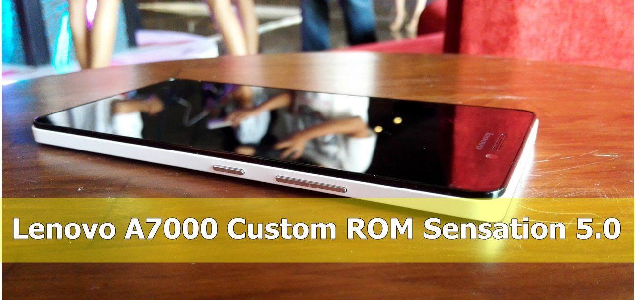 Lenovo-A7000-Custom-Rom-Download