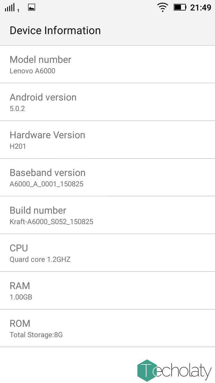 Lenovo-A6000-Lollipop-5.0.2-10