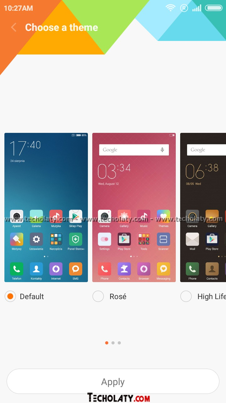 MIUI 7 Global Custom ROM Lenovo A6000 (6)