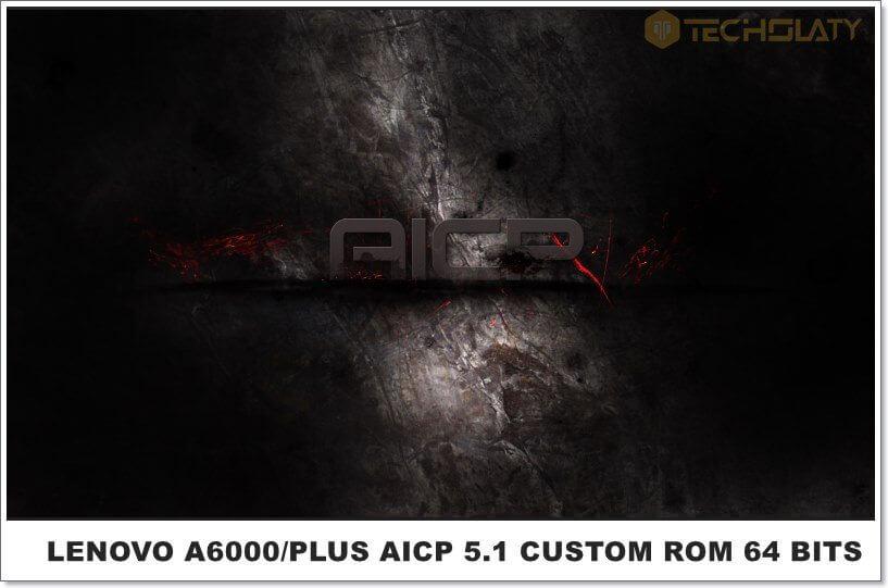 lenovo a6000 custom rom