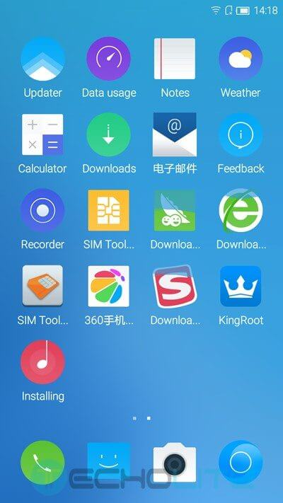 applications in tencent rom