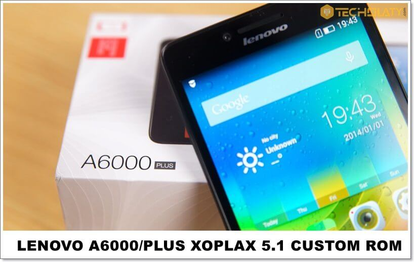 latest custom rom lenovo a6000