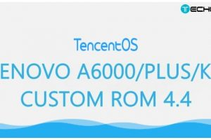 lenovo a6000 custom rom banner
