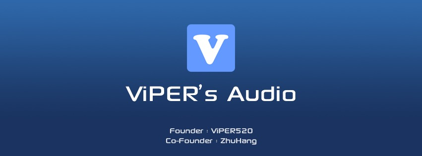viper audio for android