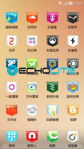Lenovo K3 Note Theme