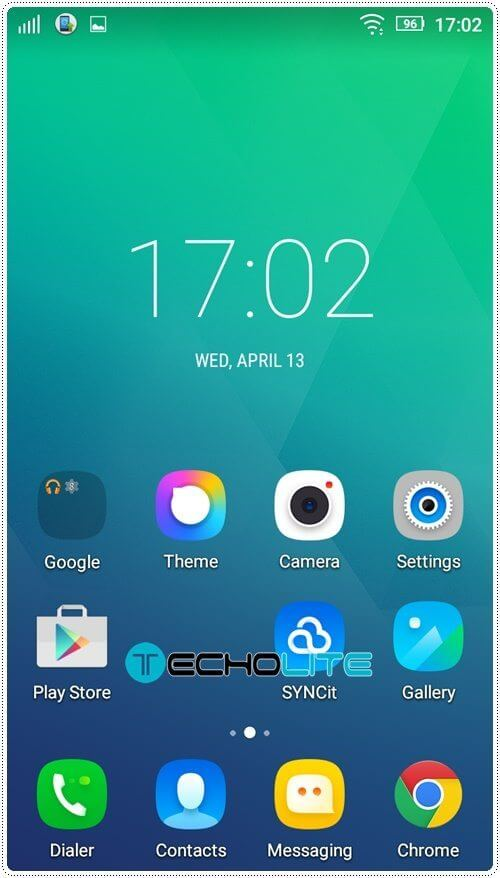 coolpad note 3 custom rom