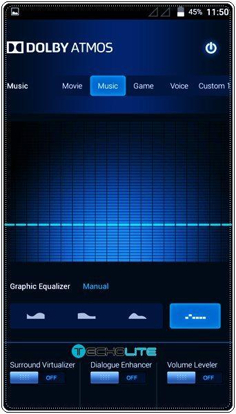 Dolby Lenovo A6000