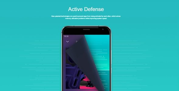 security flyme os
