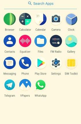 Viper OS Nougat ROM For P1M