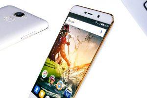 smartphone with fingerprint