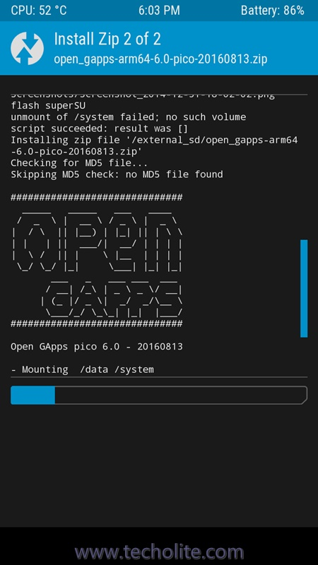 twrp coolpad note 3