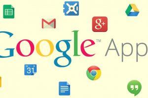 google apps banner