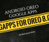 android oreo gapps banner