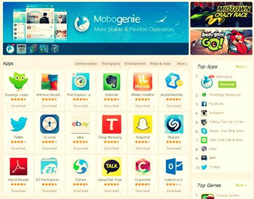 Mobogene Premium Apps For Free